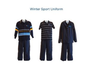 Middle School Winter Sports Uniforms
