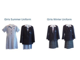Senior School Girls Uniforms