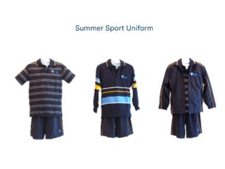 Senior School Summer Sports Uniform