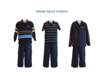 Senior School Winter Sports Uniform