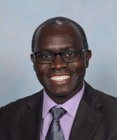 Photo of Geoffrey Baraka